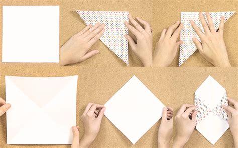 paso a paso como hacer un cochecito de beb como hacer sobres de papel 3 estilos craftingeek