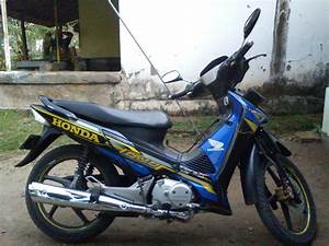 Sepeda Motor Honda 2012 Di Indonesia