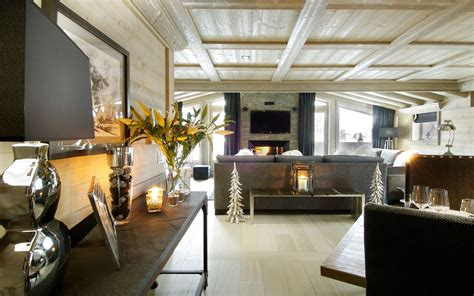 luxury ski chalet chalet black pearl val d is 232 re