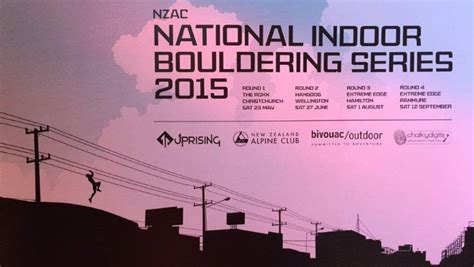 Rock Climbing Posters Draw Heat For Power Line Pull Ups