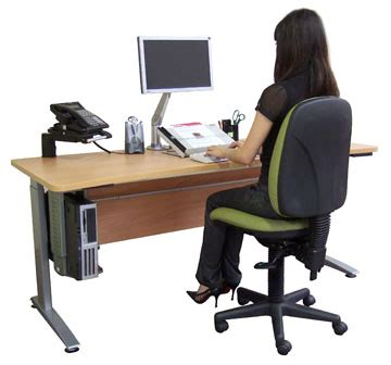 ergonomic sitting at desk ergonomic tips to keep the doctor away