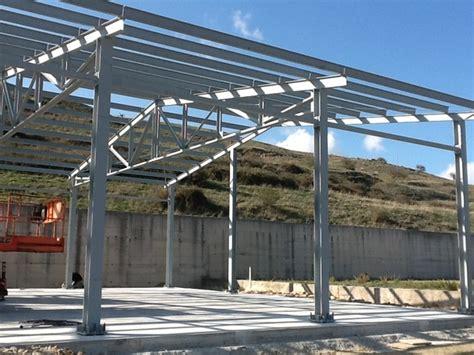 capannone metallico edilservizi snc capannone metallico verniciato