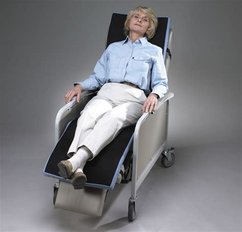 Are Geri Chairs Restraints by Skil Care Geri Chair Gel Overlay 703001 Hospital Bed