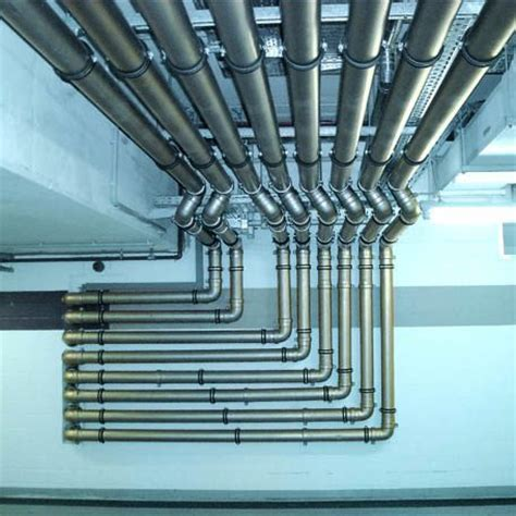 Stainless steel drains, drainage channels and pipes for