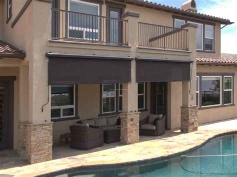 retractable solar sunscreens  awning company