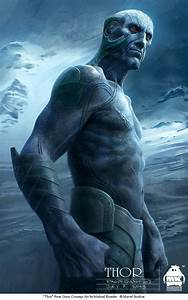 Thor - Frost Giant Concept 2 by michaelkutsche on DeviantArt