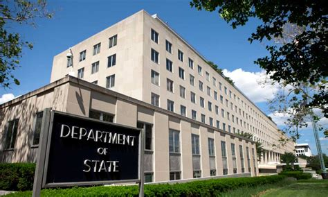 us department of state bureau of administration top state department officials asked by