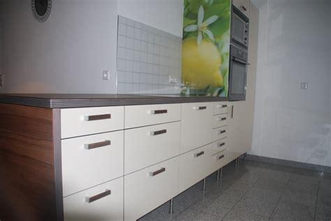 Alternative Griffe Für Ikea Küche by Neue K 252 Chenfronten In Hochglanz Auf Ikea K 252 Che