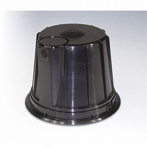 cloche de protection pour spot a encastrer bbc spotclipbox With carrelage adhesif salle de bain avec cache pot led