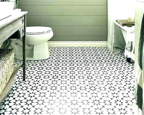 Patterned Vinyl Flooring Vintage Great Patterned Vinyl
