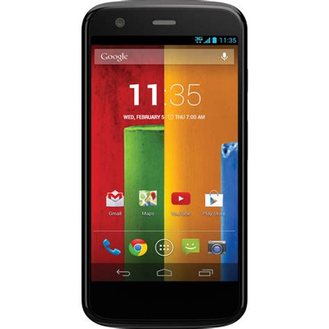 prepaid verizon phones walmart verizon moto g by motorola walmart