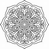Mandala Therapy Coloring Pages Print все раскраски из категории sketch template