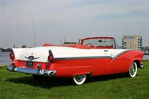 Buy Used 1956 Ford Fairlane Sunliner Convertible