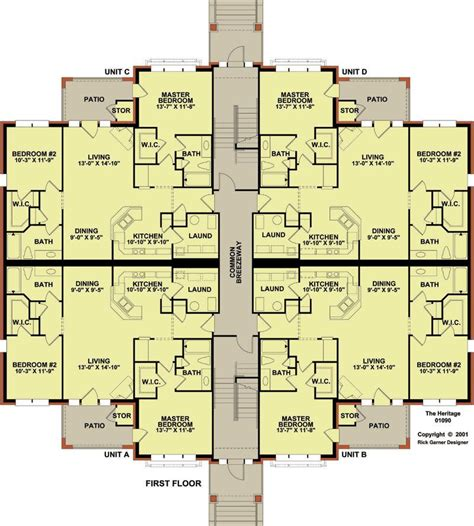 plex  floor plan apartmenthouse plan ideas