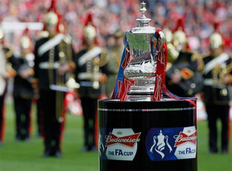 FA Cup quarter-final draw: Arsenal to play Everton in ...