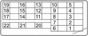 Fuse Box Diagram  U0026gt  Honda Crosstour  2011
