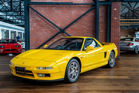 1995 Honda NSX Targa - Richmonds - Classic and Prestige ...