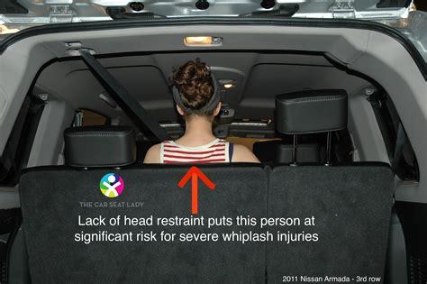 car seat lady nissan armada
