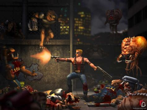 duke nukem    full game speed