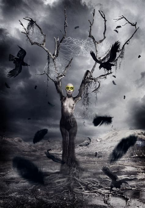 terrifying horror photo manipulation photoshop tutorials