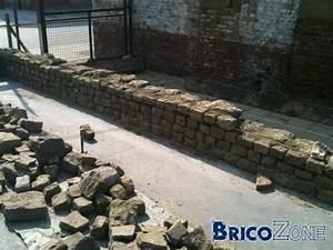 Comment Lessiver Un Mur : comment faire un mur en pierre page 2 ~ Dailycaller-alerts.com Idées de Décoration