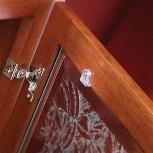 Glass Door Retainer Clips Kit Rockler Woodworking and