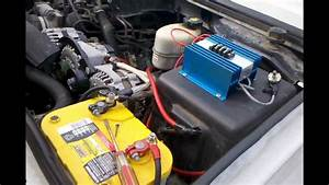 Installing An External Regulator  Crossfire Hummer  20