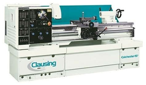 clausing colchester     gap bed lathe ebay