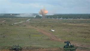 Russia launches massive war games in eastern Europe