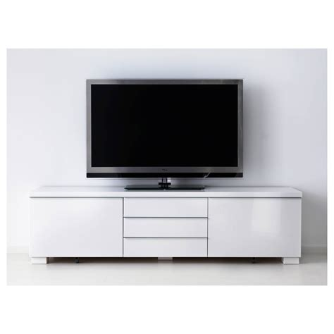 Tv Rack Ikea by Best 15 Of White Tv Stands