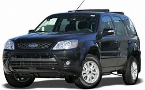 2012 Ford Escape Towing Capacity