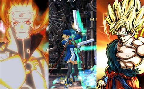 is gamers anime good top 11 best anime fighting games to play