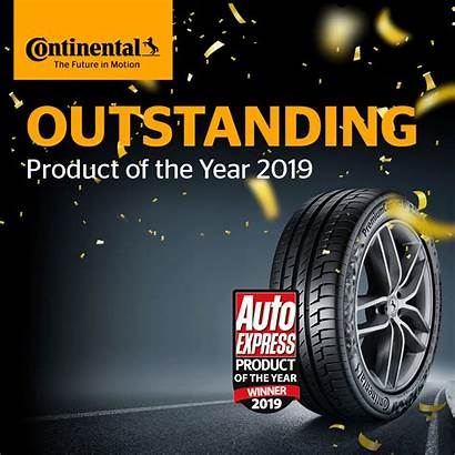 Continental Poster Express Awards Asda Tyres Exceptional