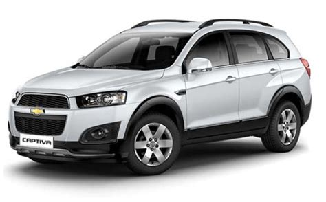chevrolet captiva india price review images chevrolet