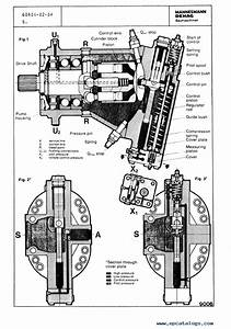Komatsu Mining Shovel H185s Set Of Shop Manuals Pdf