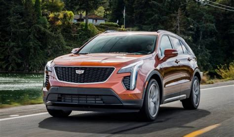 Cadillac Suv 2020 by 2020 Cadillac Xt4 Suv Mpg Release Date Interior Colors