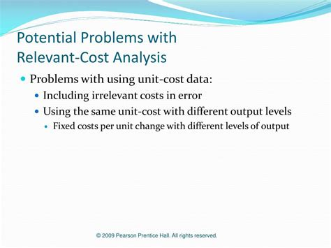 Potential Problems by Ppt Chapter 11 Powerpoint Presentation Id 263636
