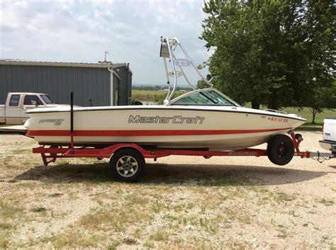 Mastercraft Boats For Sale In Kansas by 2003 Mastercraft 209 For Sale In Manhattan Kansas