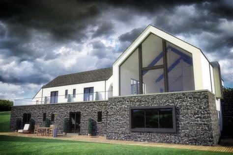 mullan charted architects clarke dwelling barn house design house designs ireland modern