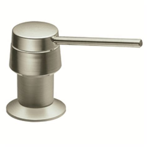 moen kitchen sink soap dispenser dirtcheapfaucets moen 3910sl kitchen soap lotion 9284