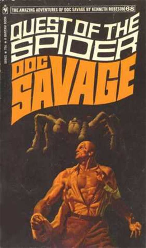 quest   spider  savage   kenneth robeson reviews discussion bookclubs lists