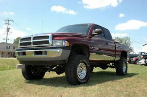 Dodge Ram 1500 Lift Kit by New Country 1994 1999 Dodge Ram 1500 4wd 5