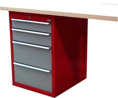 meuble caisson bureau meuble caisson 4 tiroirs mb4t