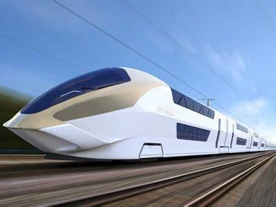 car  smart cities serviced  high speed rail
