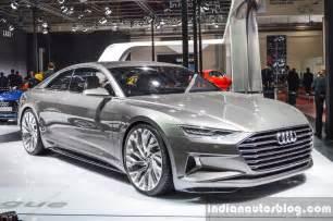 Audi Prologue Concept Auto Expo 2018 Live