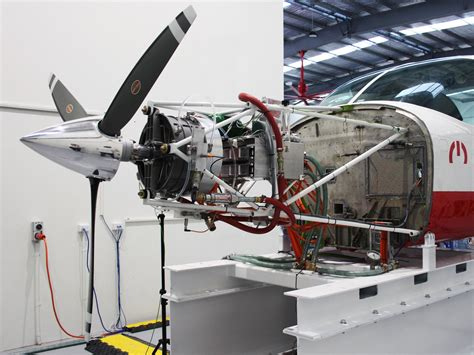 Electric Plane Motor a better motor is the step towards electric planes