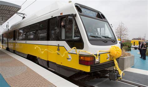 dallas light rail dart org blue line expansion information