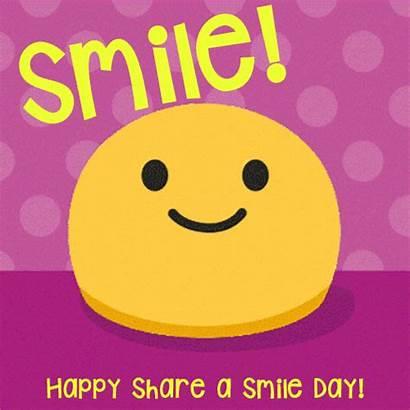 Smile Happy Gifs Hugs Smiles Send Ecard