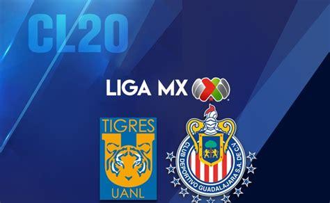 Tigres UANL vs Chivas: Horario y dónde ver el partido de ...
