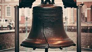 the real reason the liberty bell is cracked